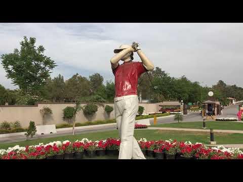 """Rawalpindi Golf Club-Near """"Topi Rakh Complex"""" Pakistan beautifull Areas (Musafir002) 2019 4k Video."""