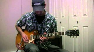 Gimme All Your Lovin Cover Zz Top  Jason Hobbs