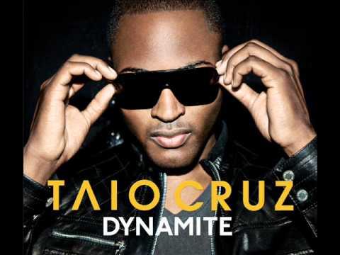 Taio Cruz Dynamite Instrumental (No Background singers)