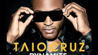 Taio Cruz Dynamite Instrumental (No Background singers)