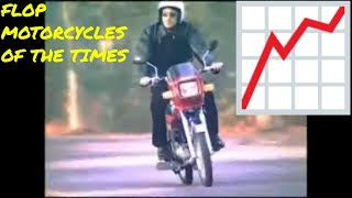 Some Flop Motorcycles of Pakistan.