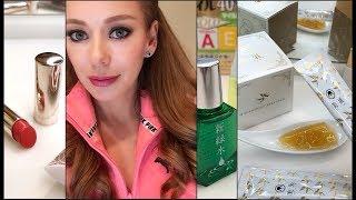 Покупки в Японии* Витамины, БАДы , Косметика, Сувениры ,Чай ,Капли для глаз   и мой чемоданчик LV