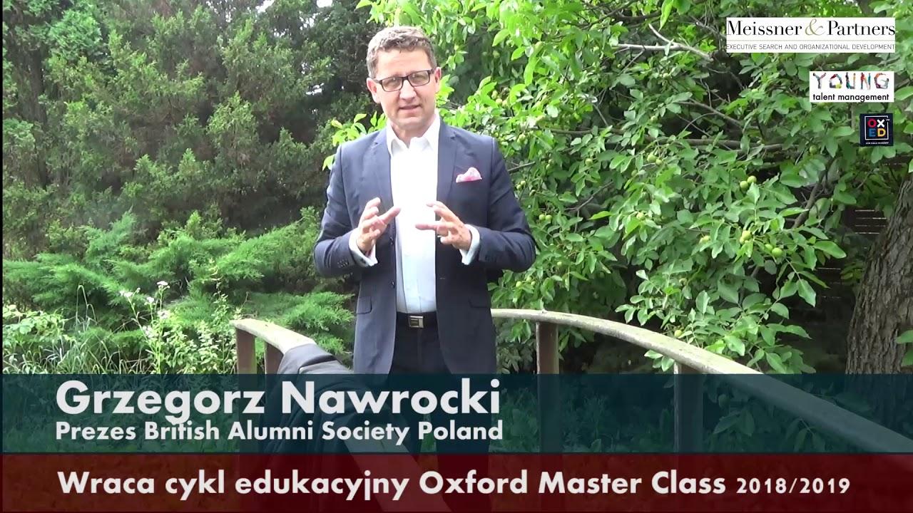 OXFORD MASTERCLASS | Dlaczego warto z nami pojechać? #1
