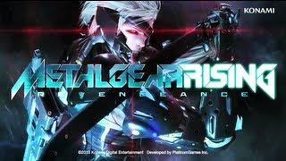 Exclusive Metal Gear Rising: Revengeance Trailer