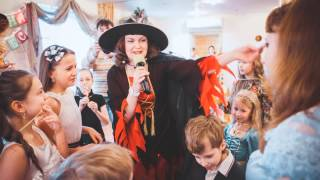 Детский Праздник: Алиса в стране чудес
