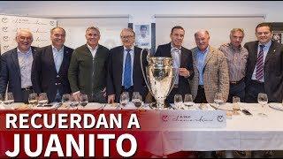 Santillana, Buyo y Roncero recordaron al eterno Juanito | Diario AS