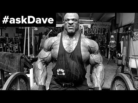 Ronnie Coleman-Style Training: Recommended? #askDave