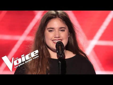 Serge Gainsbourg - Comme un boomerang | Sherley Paredes | The Voice France 2018 | Blind Audition Mp3
