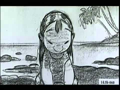 Storyboard : Lilo and Stitch Example