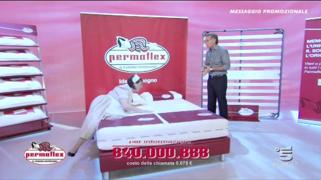Spot Permaflex Offerta Memory Piuma Versione 04.mpg - YouTube