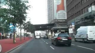 Berlin Potzdammer Platz ( Centr - gorod dorog )
