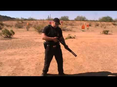 Commander Hayes Shotgun Course Run Through
