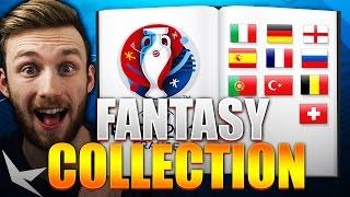 NOWA SERIA! | FANTASY COLLECTION | FIFA 16