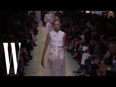Maria Grazia Chiuri Talks About Her First Collection for Dior   W Magazine