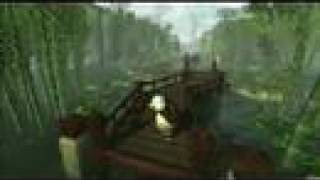 Кунг-фу Панда, первый трейлер игры