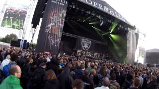"""Body Count - """"Institutionalized"""" Copenhell 2015"""