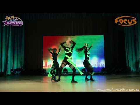 "M-Ocean - New wave   Танцевальный конкурс ""Show Time""   Алматы 2016"