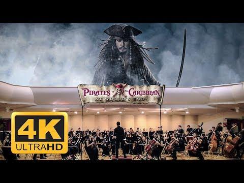 Pirates Of The Caribbean At World's End पाइरेट्स ऑफ द कैरेबियन パイレーツ・オブ・カリビアン 加勒比海盗 by Hans Zimmer