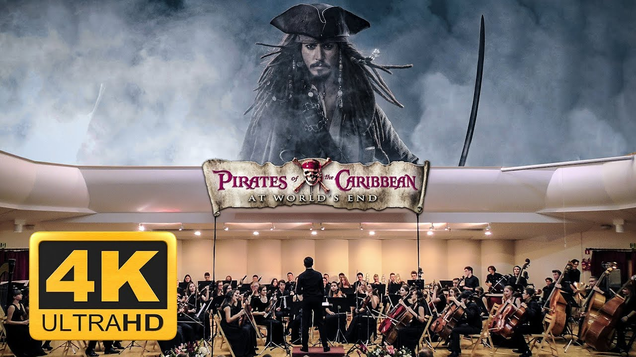 Download Pirates Of The Caribbean At World's End パイレーツ・オブ・カリビアン conducted by Maciej Tomasiewicz