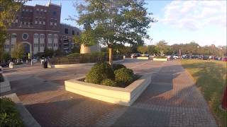 FSU campus 2013 tour in 1080p with a GoPro