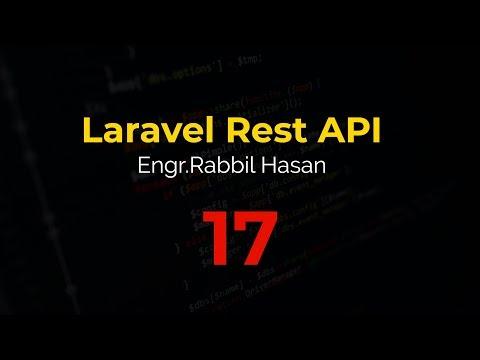 Laravel API Tutorial Bangla | Part 17 API Documentation Redoc Swagger thumbnail