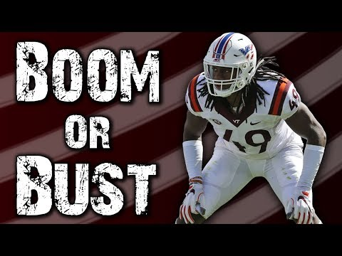 The Film Room Ep. 68: Tremaine Edmunds is a freak of nature...with one big flaw