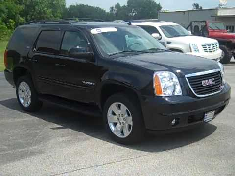 2007 GMC Yukon SLT, 4wd, leather, loaded from Diepholz Auto Group ...