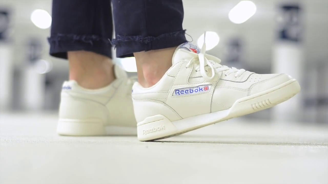 6ca94ae41 REEBOK WORKOUT PLUS VINTAGE BD3386 - MATE - YouTube