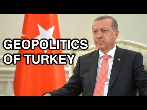 Erdoğan's Gambit: Geopolitics of Turkey