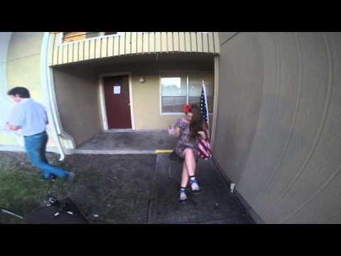 Daniela - ice bucket challenge