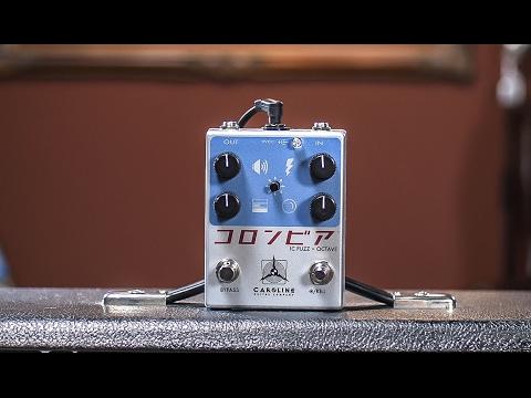 Caroline Guitar Company Shigeharu   CME Gear Demo