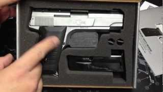 Jimenez Ja9 9mm Compact Pistol Review As Cheap As It Gets Youtube