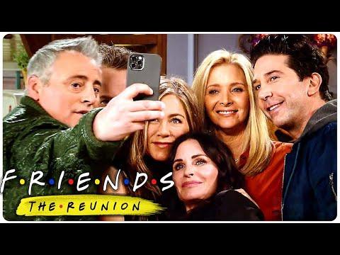 FRIENDS The Reunion Teaser (2021) With Jennifer Aniston & Matt Leblanc