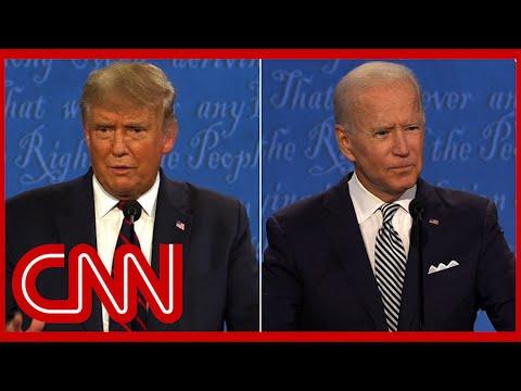 Joe Biden on Trump's Covid-19 response: He still doesn't have a plan
