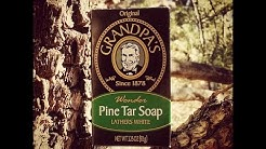 Grandpa's pine tar soap Review