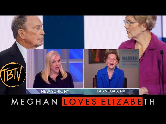 ALERT: Elizabeth Warren Gets Love From