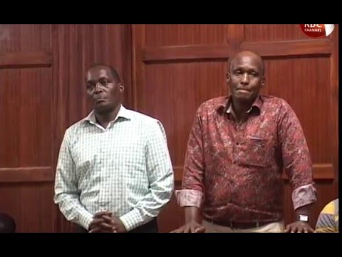 Two Tuskys Directors charged with stealing Ksh. 1.6M