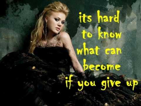 Kelly Clarkson Dark Side Lyrics