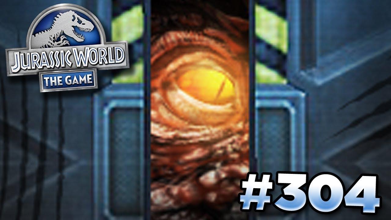 A New Dinosaur Lurks! || Jurassic World – The Game – Ep304 HD