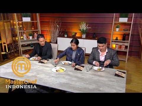 MASTERCHEF INDONESIA - Duplicate Dish Chef Renatta, Siapa Yang Terbaik ? | TOP 2 | 9 Juni 2019