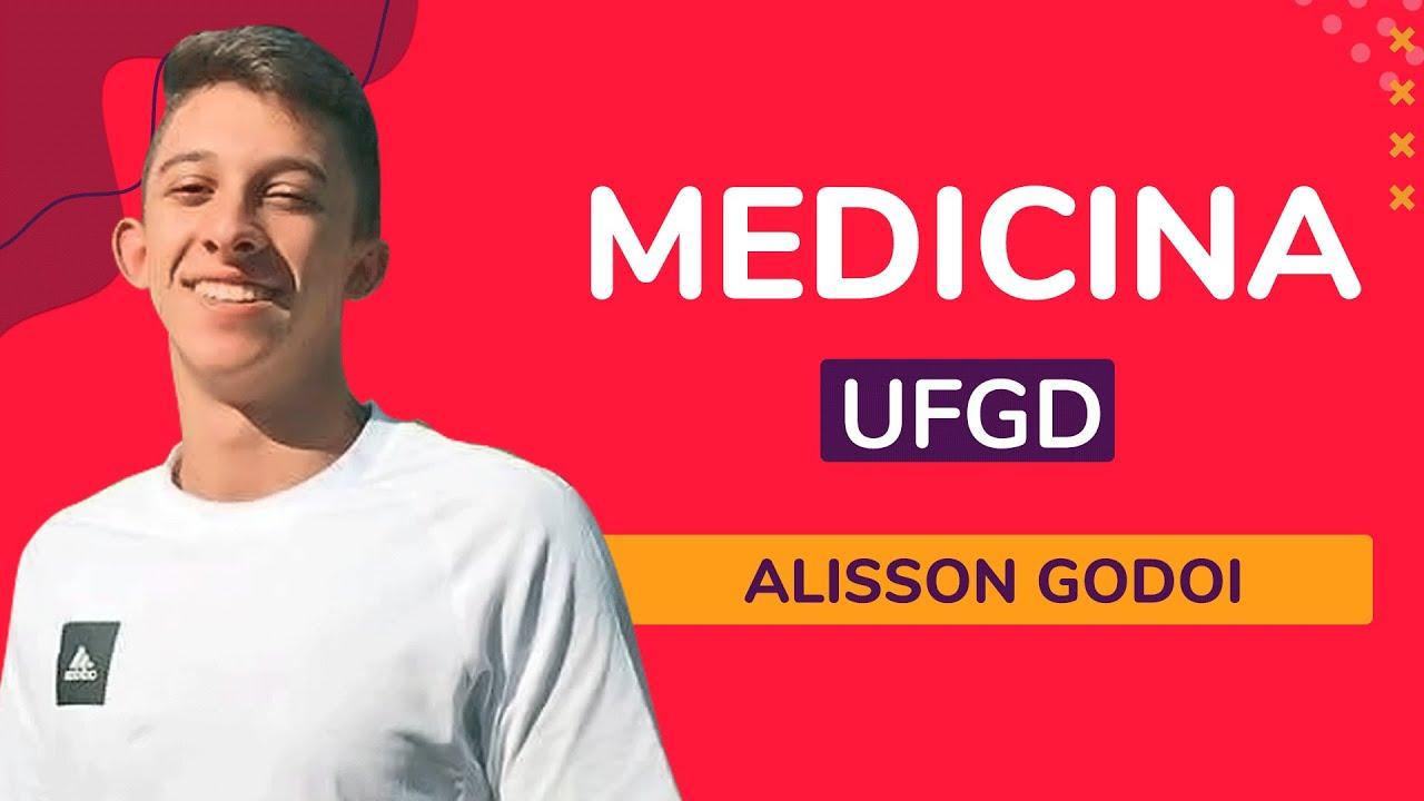 ALISSON GODOI | APROVADO EM MEDICINA - UFGD
