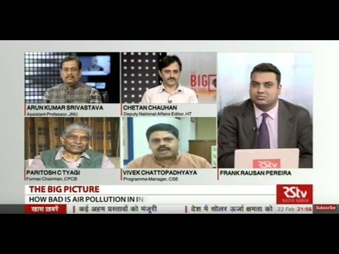 The Big Picture: Air Pollution: Should India Trust International Studies