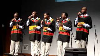 John the Revelator (Zambian Vocal Group)