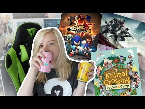 Animal Crossing, Sonic Forces, Death threats? (Chat With Soda)