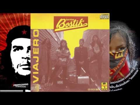 Banda Bostik Viajero 1992 Disco completo