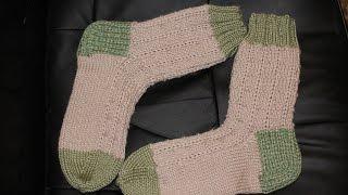 видео мужские носки