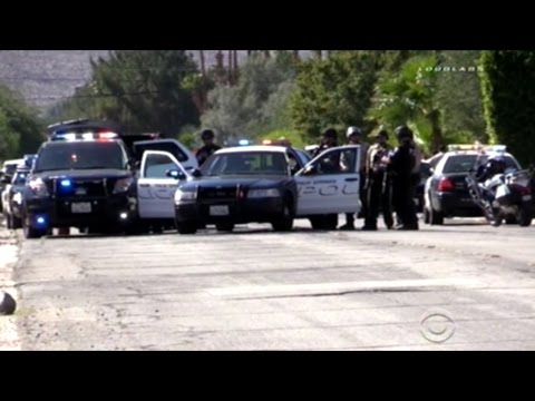 Two Police Officers Killed In Palm Springs!