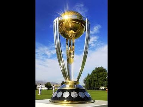 ICC Cricket World Cup Trophy 2015