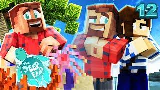 """BACK DOOR DEAL"" | The Deep End Minecraft SMP #12"