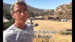 Hidden In Plain Sight visits Spahn Ranch movie set at Corriganville Park